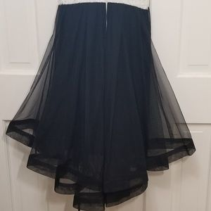 Speechless Dresses - SPEECHLESS Glitter Lace Illusion-Neck Dress